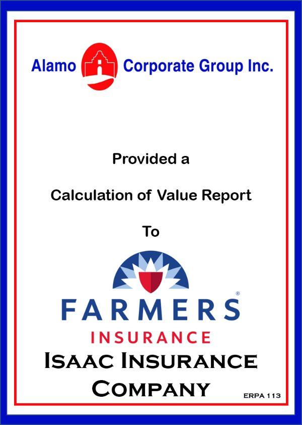 Farmers Insurance – Isaac Insurance Company