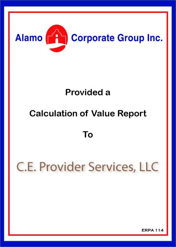 C.E. Providers Services