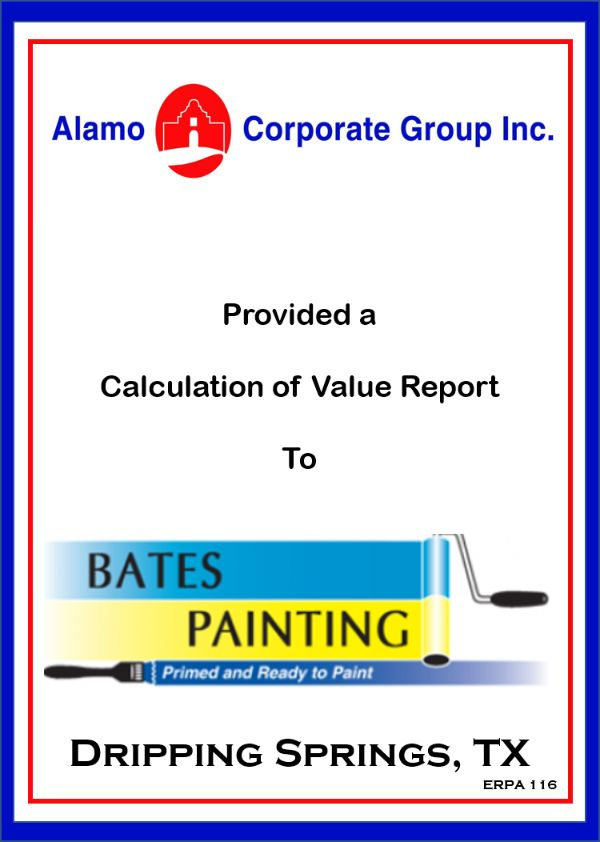 Bates Painting