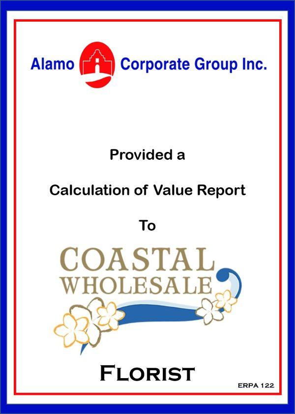 Coastal Wholesale Florist