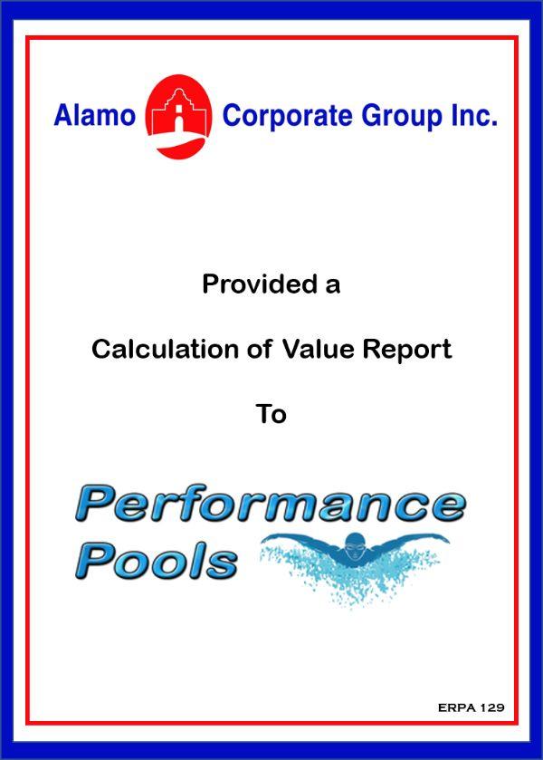Performance Pools
