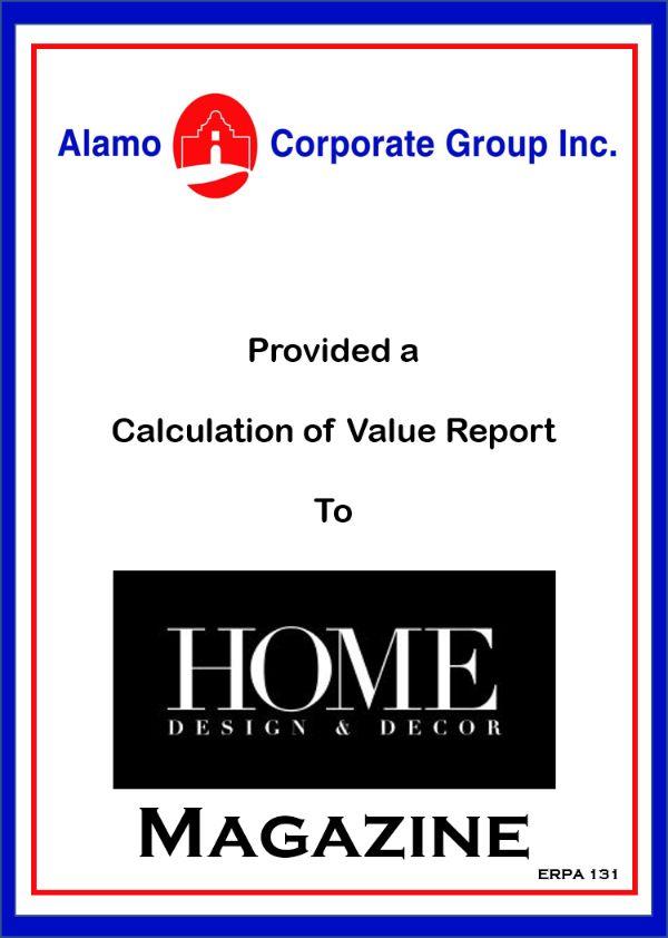 Home Design & Décor Magazine