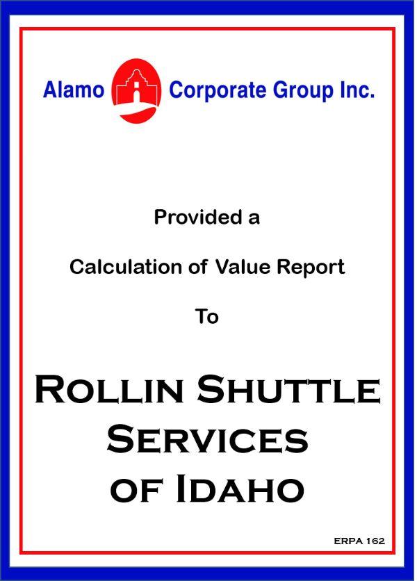 Rollin Shuttle Services of Idaho