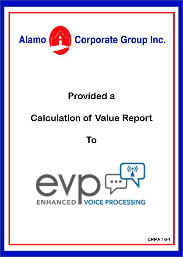 EVP Enhanced Voice Processing