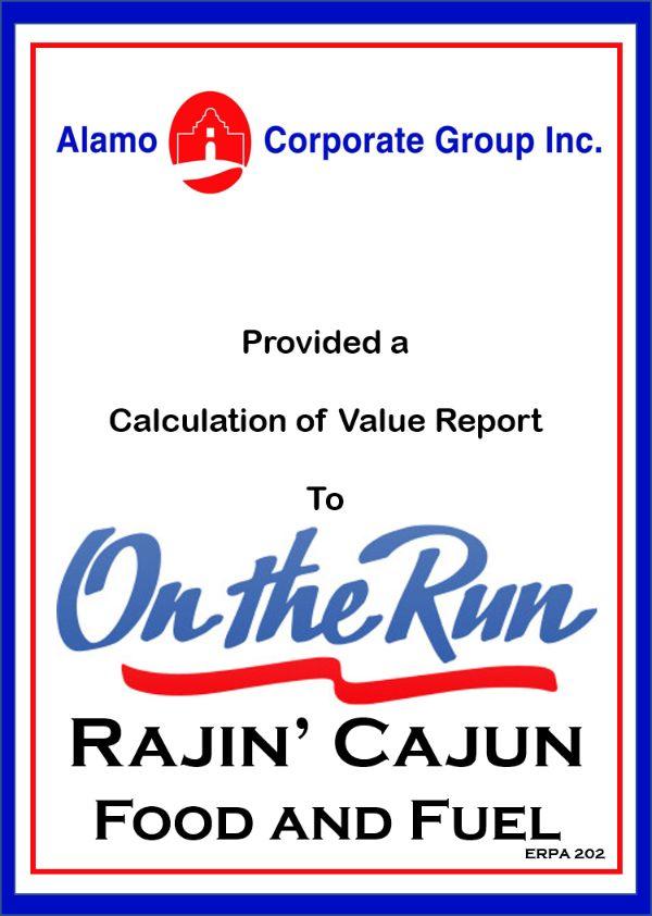 One the Run – Ragin Cajun Food and Fuel