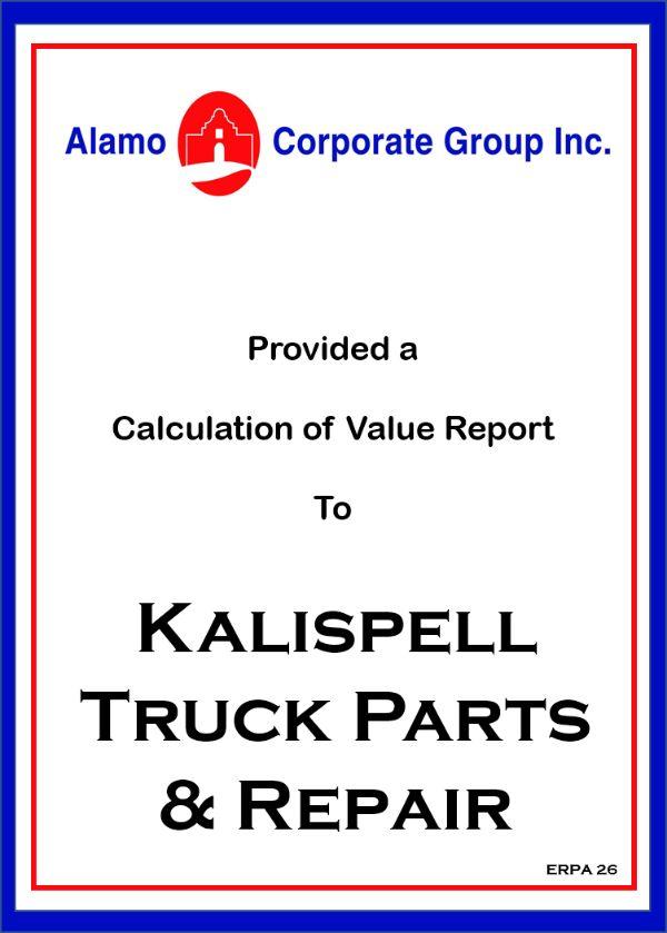 Kalispell Truck Parts & Repair