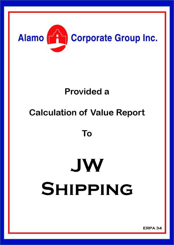 JW Shipping