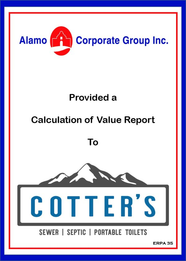 Cotter's Sewer & Septic