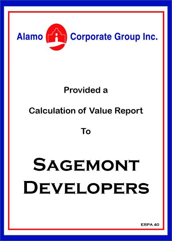 Sagemont Developers