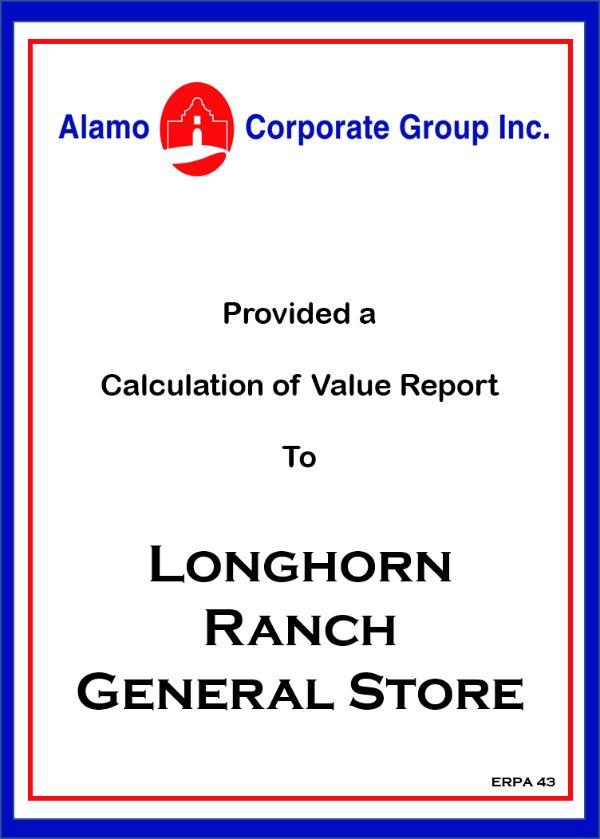 Longhorn Ranch General Store