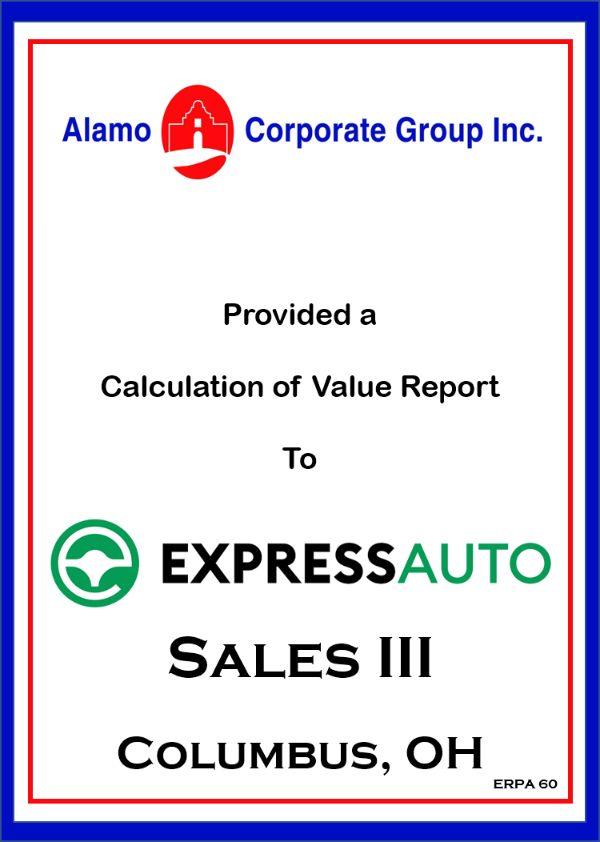 Express Auto Sales III