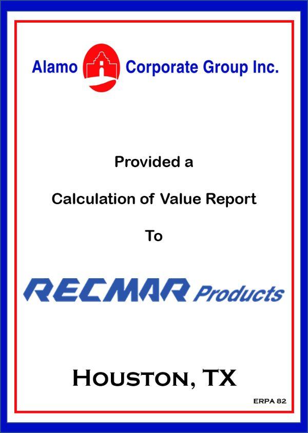 RECMAR Products