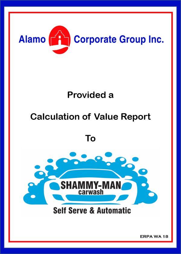 Shammy-Man Carwash