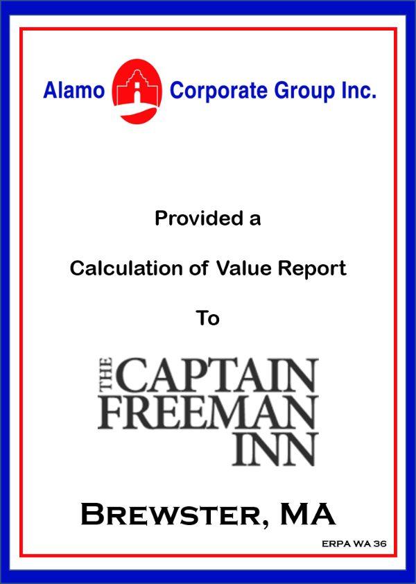 The Captian Freeman Inn