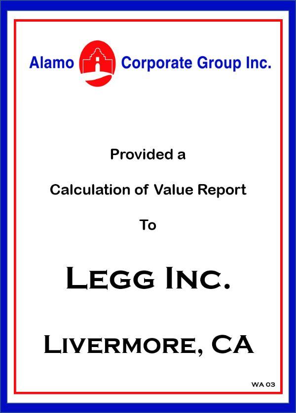 Legg, Inc.