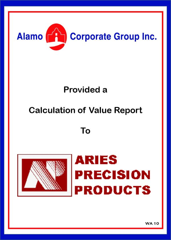 Aries Precision Products
