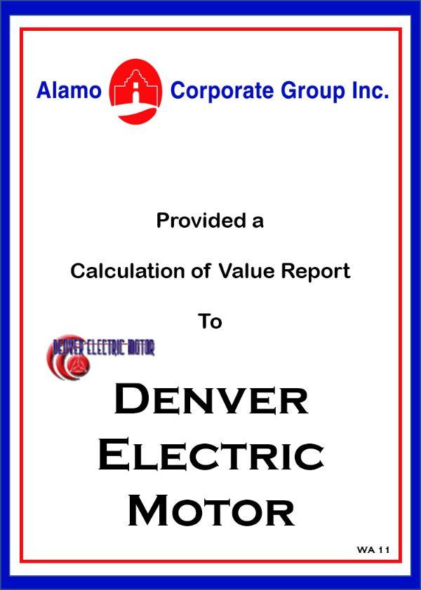 Denver Electric Motors