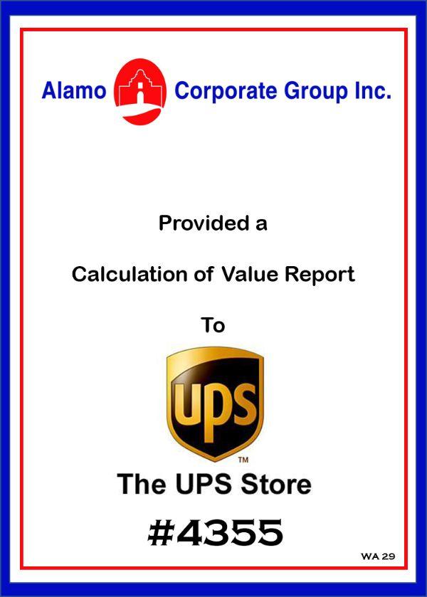 UPS Store #4355