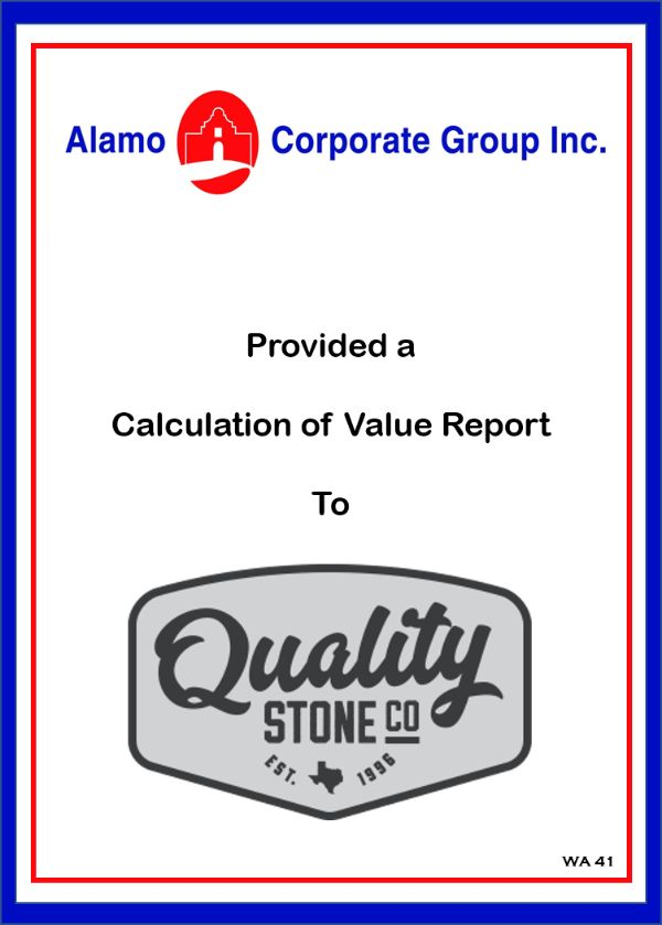 Quality Stone