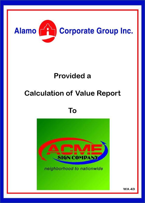 Acme Sign Company