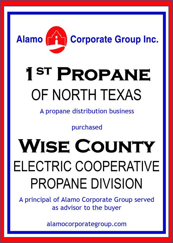1st Propane of North Texas