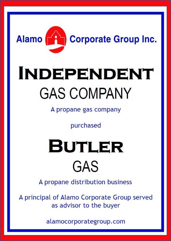 Butler Gas