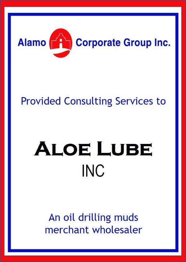 Aloe Lube, Inc