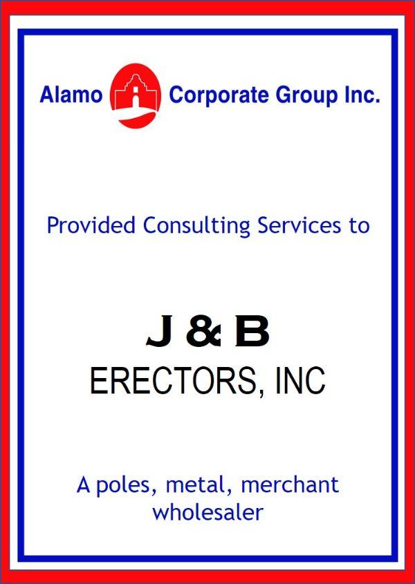J&B Erectors, Inc