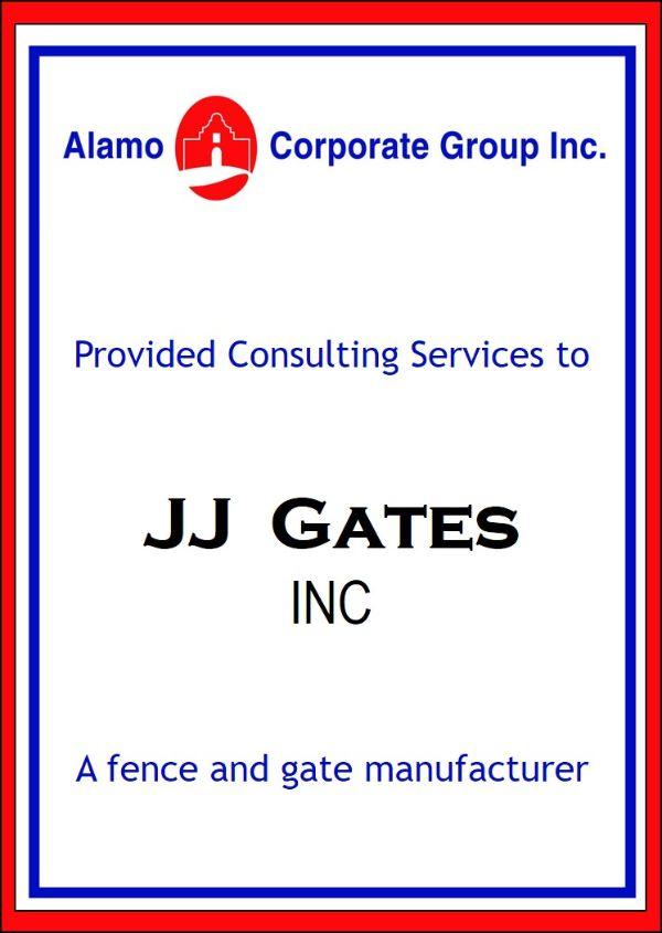 JJ Gates Inc