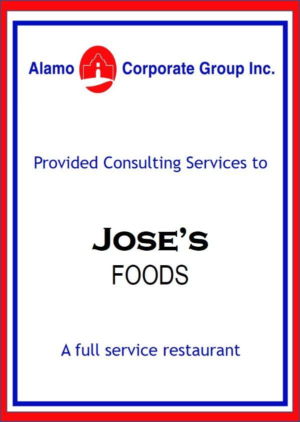 Jose's Foods