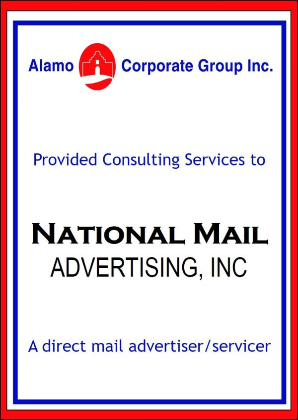 National Mail Advertising, Inc