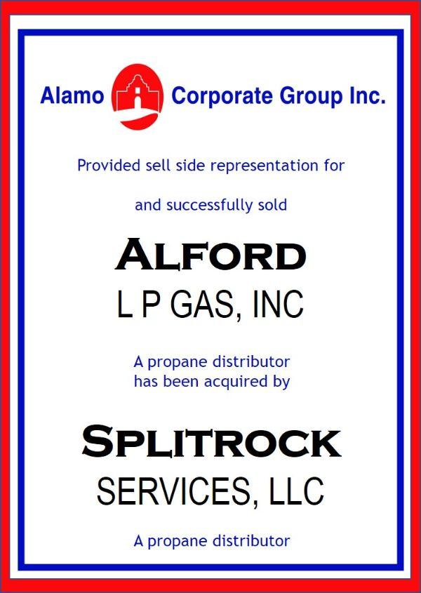 Alford LP Gas, Inc