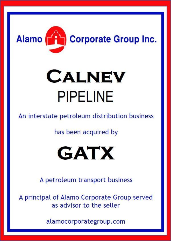 Calnev Pipeline