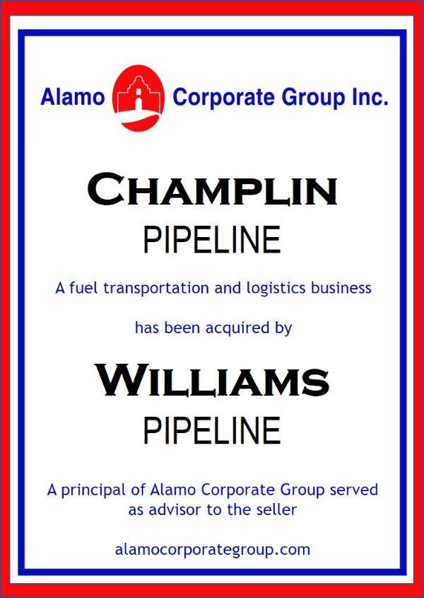 Champlin Pipeline