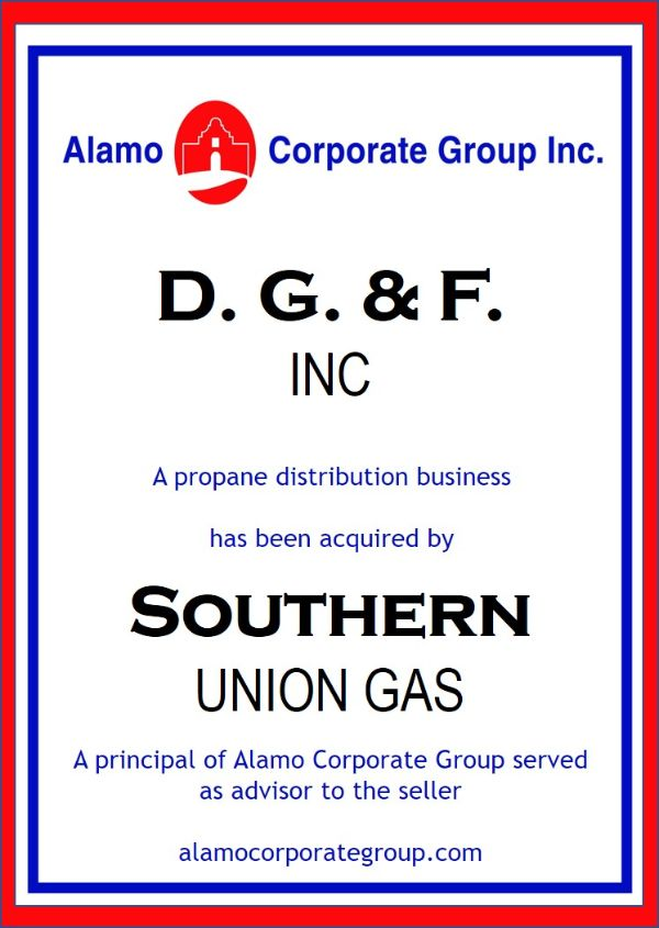 D.G.&F. Inc