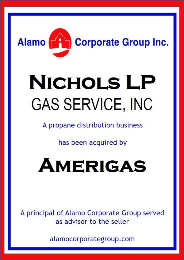 Nichols LP Gas Service, Inc