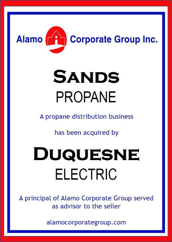 Sands Propane