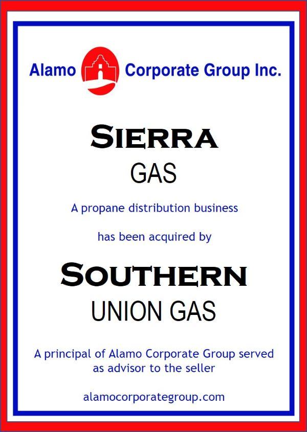 Sierra Gas