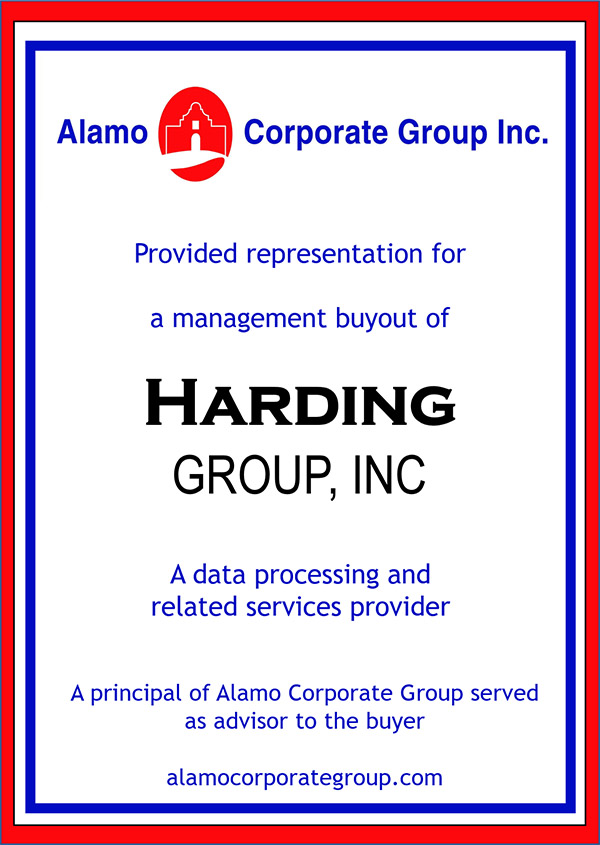 Harding Group, Inc