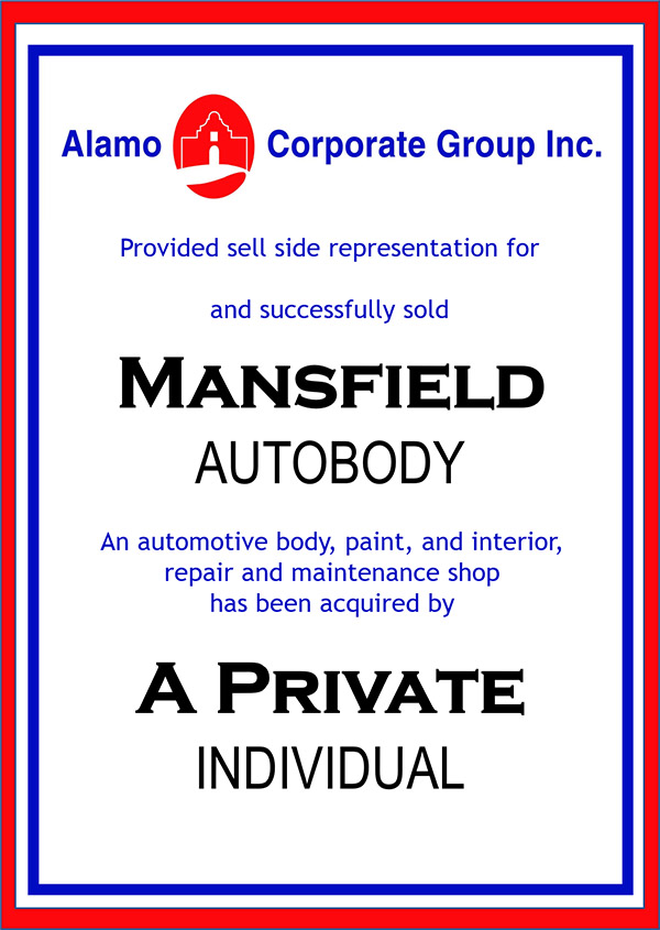 Mansfield Autobody