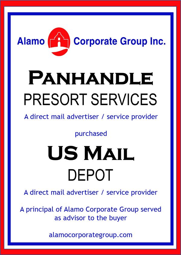Panhandle Presort Services, LTD